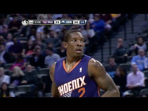 Eric Bledsoe Full Highlights at Nuggets - 21 PTS 7 AST (2013.10.23) (NBA PRESEASON)
