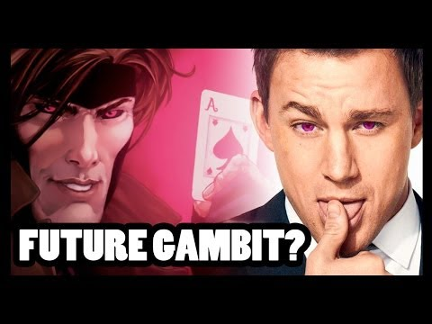 Channing Tatum as X-Men's Gambit? - CineFix Now