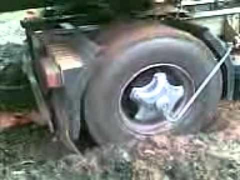 Scania 113 a pura tracción.