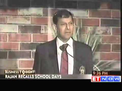 RBI governor Raghuram Rajan goes back to school