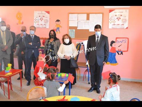 صوت وصور…جرادة تخلد عيد الاستقلال بتسليم تجهيزات صحية وافتتاح مراكز اجتماعية