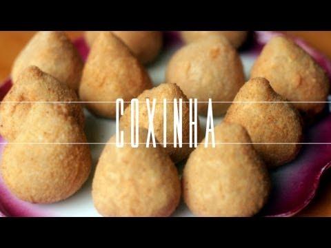 Comida de Cinema #4 - Coxinha