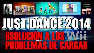 Wii Descarga Just Dance 2014 Solución Problemas De