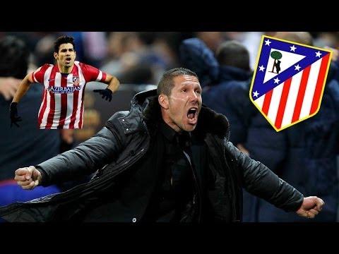 El ejemplo del Cholo Simeone y el Atletico de Madrid