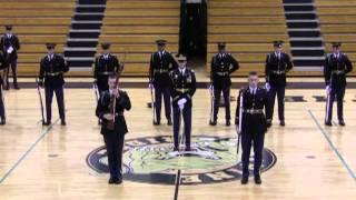 Old Guard Drill & Ceremony