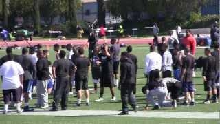 Female Destroys Men In 800 Meter Run Track And Field