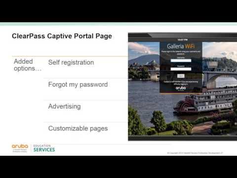 Ponto de Acesso Instantâneo: Módulo 3 – Portal Cativo (CP)