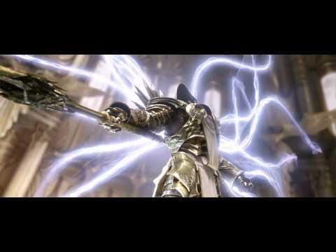 Diablo 3 ★Tyraels Sacrifice Act 2 Cinematic★[Original]Official III D3 Cutscene Trailer HD