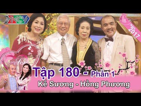 Song thân MC Hồng Vân hạnh phúc kể chuyện tình hơn nửa thế kỷ | Hồng Phương - Kế Sương | VCS #180