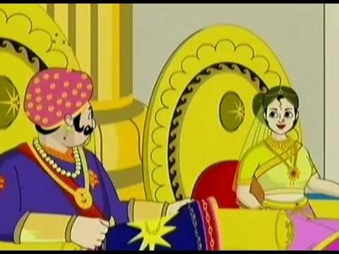 Vikram & Betal The Four Princes - Hindi