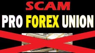 Pro forex union