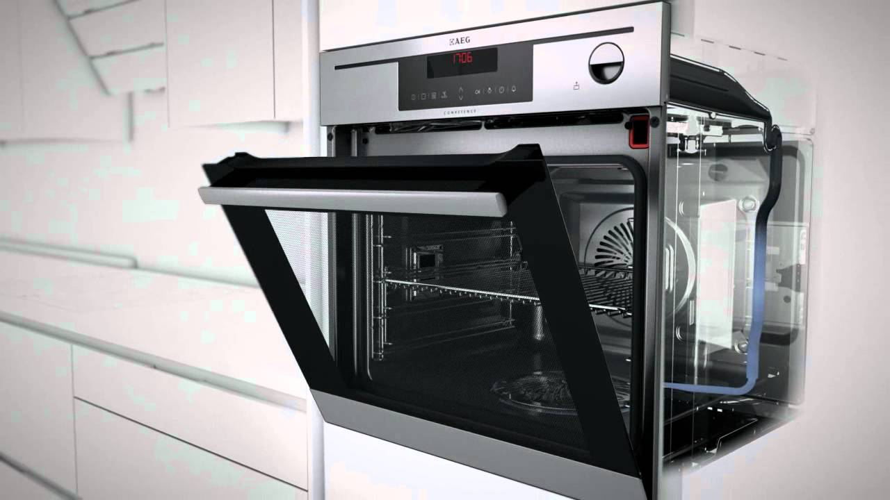 aeg pro combi stoomoven youtube. Black Bedroom Furniture Sets. Home Design Ideas