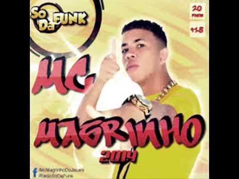 MC Magrinho 2014 (MÚSICA NOVA) • CD COMPLETO