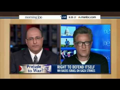 Morning Joe - Ambassador Aharoni on Operation Protective Edge