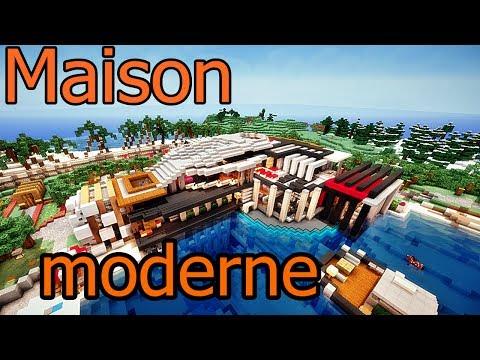 Minecraft Maison Moderne ! by Pigonge
