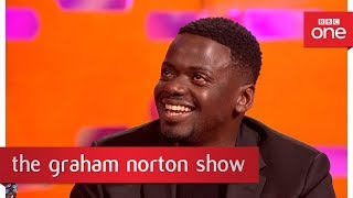 When Daniel Kaluuya met Oprah - The Graham Norton Show - BBC One