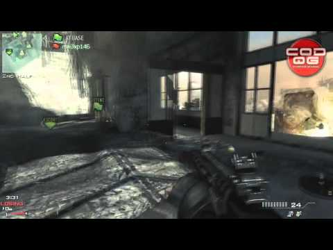 "[DOME] Modern Warfare 3 Gameplay + MW3 Multiplayer Killstreak ""AC-130"""