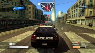 Driver San Francisco Jogando Com Dodge (Carro De Policia