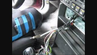 Reparación de antena de coche