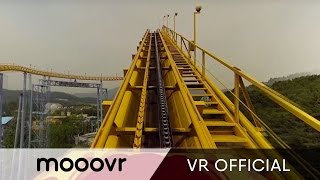 [Extreme] 360° RollerCoaster at Seoul Grand Park