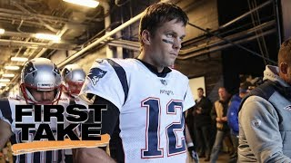 Stephen A. concerned about Steelers' D against Tom Brady | First Take | ESPN