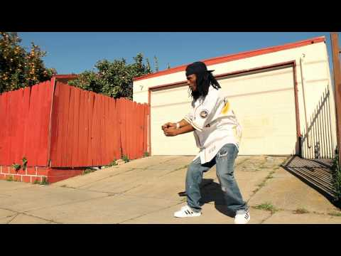 eNinja (TURF FEINZ) Part 3/4 Isolation | TURF DANCING in Oakland