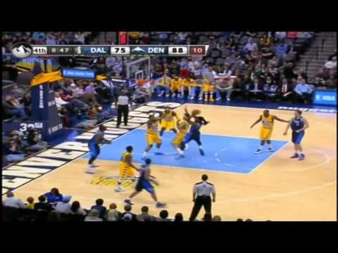 JJ Hickson 16 Points 5 Blocks 5 Rebounds Full Highlights Nuggets POTG (3/5/14)