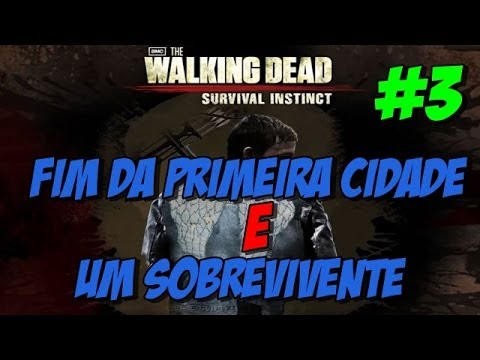 The Walking Dead Survival instinct - Achei Mais Um Survival (HD)