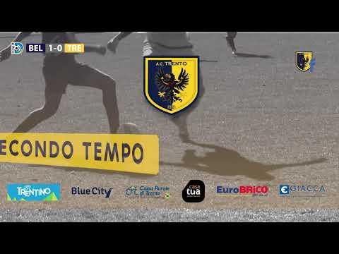 Copertina video Belluno - Trento 1-0