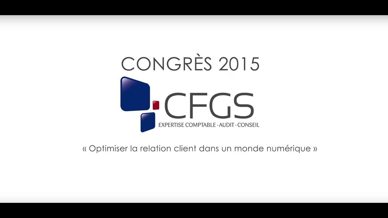Congrès CFGS 2015