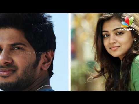 Nazriya in a relationship with Dulquar Salman   Hot Tamil Cinema News   Navel