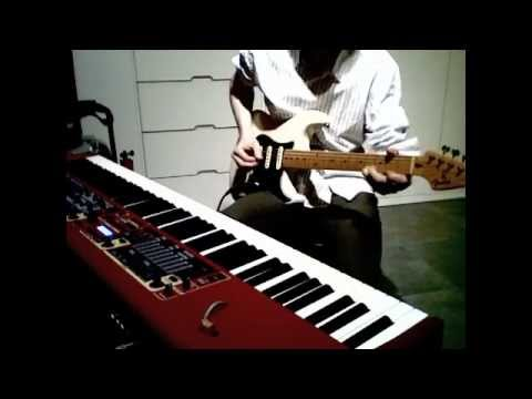 15 Step // Radiohead // guitar & synth cover