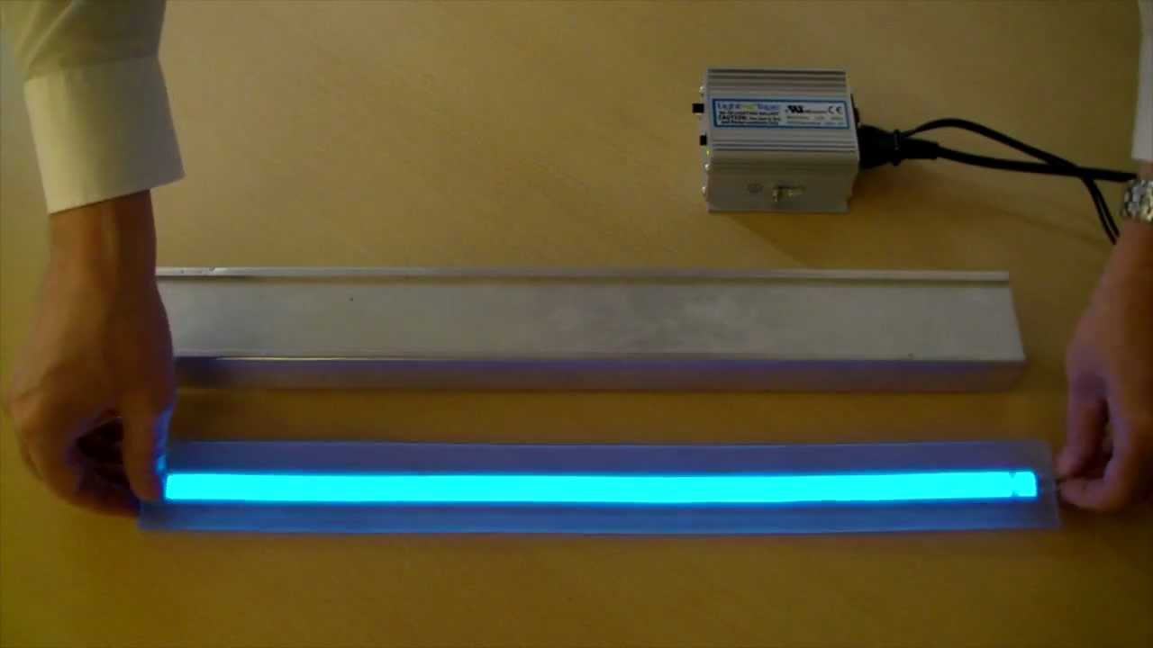 Lumagrip Anti Slip Illuminated Stair Tread With Light