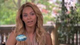 Beyonce On American Idol