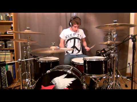 Pierce the Veil - King for a Day (Drum Cover) - Louis Jassogne
