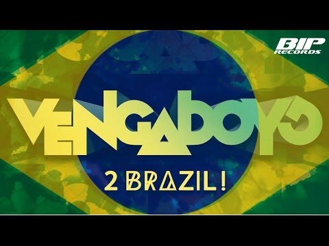 Vengaboys - 2 Brazil (Official Lyrics Video) (HQ) (HD)