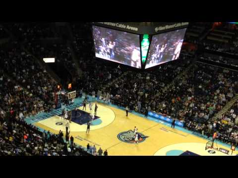 Indiana Pacers vs Charlotte Bobcats / March 5, 2014