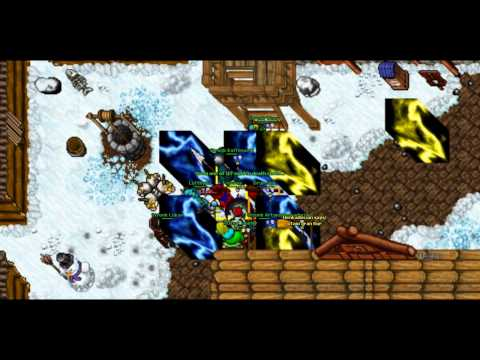 Tibia Antica PK - Part 5 - THE STRONKEST