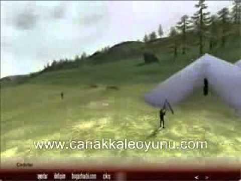 Bogaz Harbi Canakkale Savşı Pc Oyunu.avi