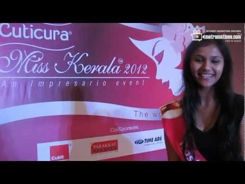 Roshini - Miss Kerala - Contestant No: 11