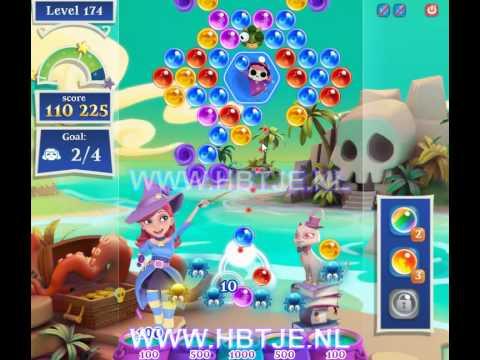 Bubble Witch Saga 2 level 174