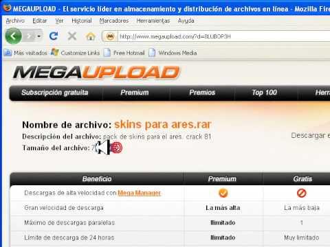 Ares2012 Para Windows 7