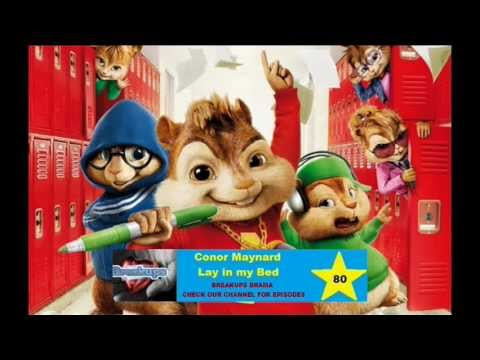 Conor Maynard - Lay in my Bed (Chipmunk Version)