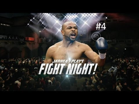 Fight Night Round 3 - Roy Jones JR VS George Palmer