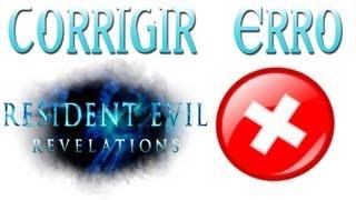 Erro Resident Evil Revelations Como Corrigir Ou Traduzir