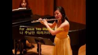 Flutist, Annie Chung The Trusting Heart To Jesus Clings