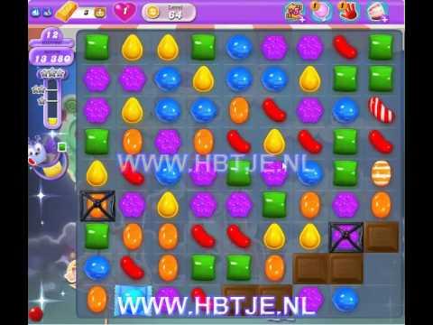Candy Crush Saga Dreamworld level 64