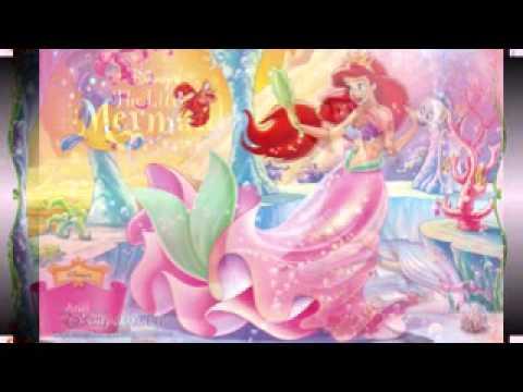 Ariel - nàng tiên cá dưới biển sâu
