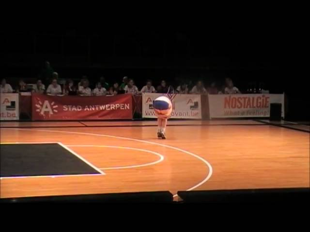 Beci Dale at 2010 European Rope Skipping Masters