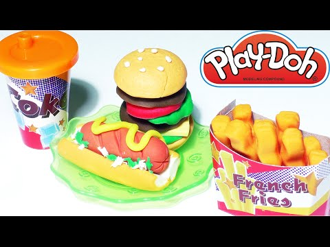 Kids toys play doh cooking play doh meal makin kitchen for Play doh cuisine